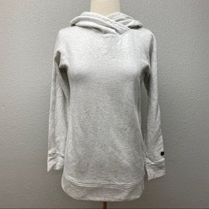 Burton hooded pull over sweater   XS